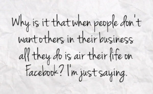 ... click one of the image icons under the facebook status that you like