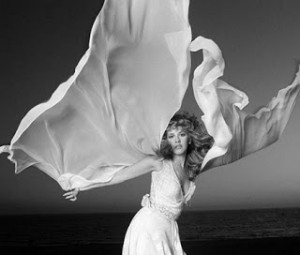 Stevie Nicks is a magical and beautiful witch, plain and simple. Ever ...