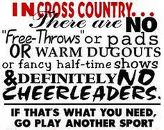 cross country running quotes | Grady High School Cross Country ...