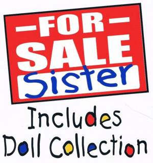 Funny Sister Quotes Big...