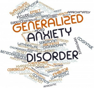 generalized anxiety disorder gad is a common disorder that is ...