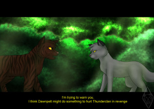 Warrior Cats Hawkfrost And Ivypool Fanfic