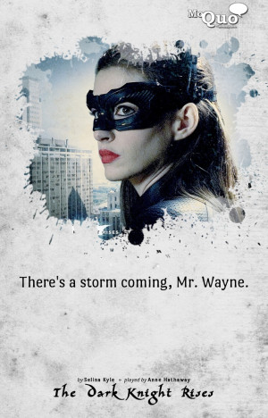 ... storm #BruceWayne #Robin #Bane #Movies #MoviesQuotes #Quotes #MoQuo