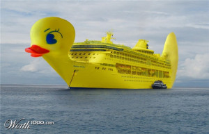 Rubber Ducky Cruises makes cruising lots of fun!