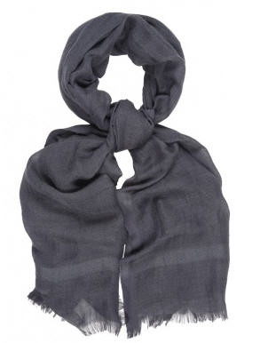 exact scarf – this Love Quotes Italian Linen Scarf ($88) in Charcoal ...