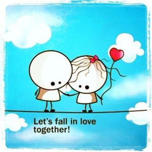 cute #life #love #Couples #cartoons #adorable