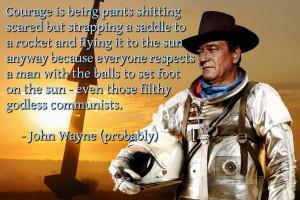 John Wayne Rocket