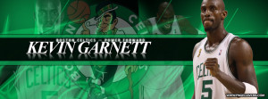 Kevin Garnett Boston Celtics Power Forward Cover Comments
