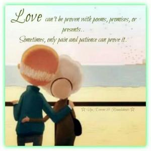 Unconditional, agape love