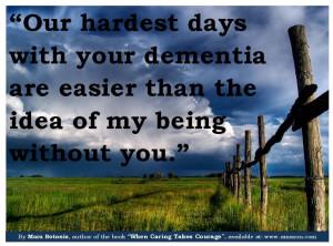 Alzheimer's / Dementia Quotes