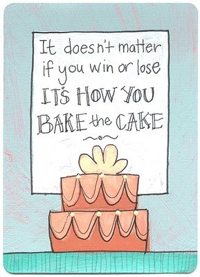 quote #bake #cake