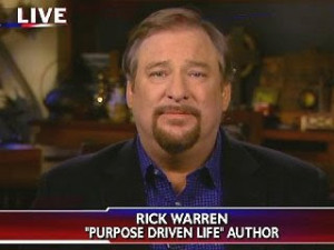 did once read an extensive interview with him in which Warren ...
