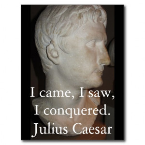 julius caesar quotation famous quote postcard julius caesar quotations ...
