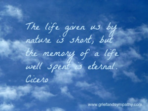 Bereavement Quotes - Inspiring Grief Quotes for Comfort and Quiet ...