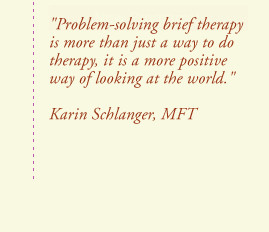 The world-renowned Brief Therapy Center was founded in 1966 by Dr ...