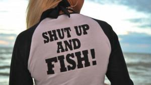 ... : http://www.bassfisherwomen.com/10-favorite-fishing-quotes/ Like