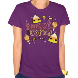Sweet and Corny Treats T-shirt