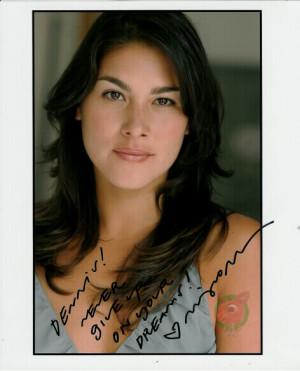 Jessica Cicco Actresses