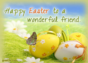 happy easter quotes picture