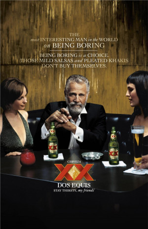 Dos Equis Beer: