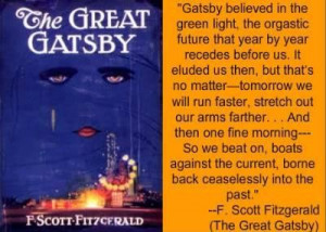The great gatsby love and money quotes