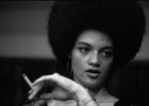 Kathleen Cleaver- Black Panther Leader
