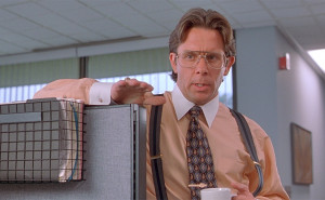 Office Space Lumbergh