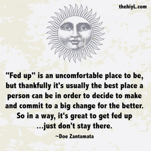Fed Up Quotes Fed up