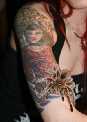 Exotic Tattoos for the Arm : Arm Tattoo For Women