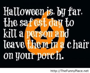 Halloween-quote-with-wallpaper-funny