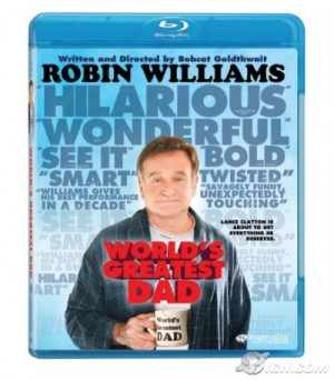 World's Greatest Dad Blu-ray Review