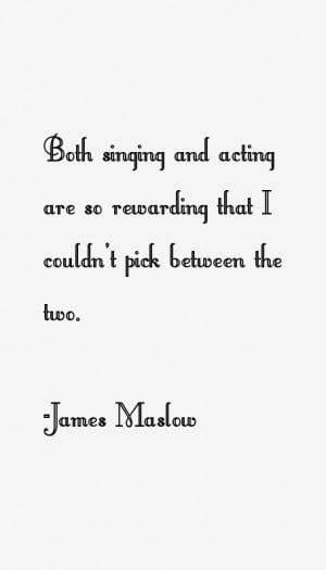View All James Maslow Quotes