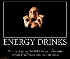 Energy Drinks More