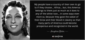 Josephine Baker Quotes - Page 2