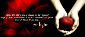 Twilight Quotes From The Book Waiting for true ♥ or true