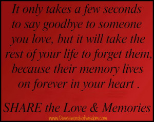 love quotes saying goodbye to someone you love quotes never