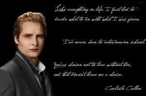 Carlisle's Famous Quotes by Warriorcat890