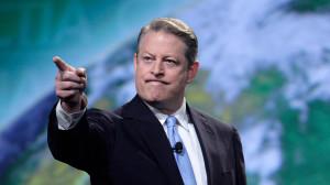 Captain Al Gore, He's Our Hero