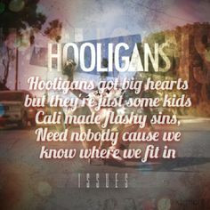 Issues – Hooligans Lyrics | Genius