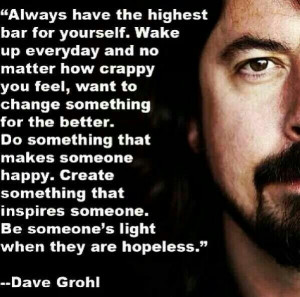 13 Inspiring Dave Grohl Quotes That You Need To Live By