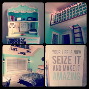 Christmas lights in the cutest mint color: Mint Bedrooms, Mint Color ...