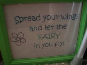 Fairies Quotes Graphics