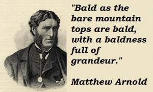 Matthew arnold famous quotes 4