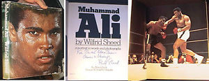 ALI INSCRIBED SIGNED BY AUTHOR WILFRID SHEED 1st Ed ILLUSTRATED