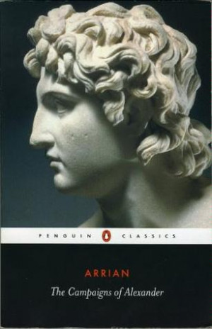 """Start by marking """"The Campaigns of Alexander"""" as Want to Read:"""