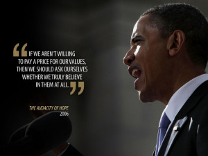 Galleries: Things the Prez says