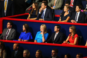 Tagg Romney Romney Accepts Party Nomination At The Republican National