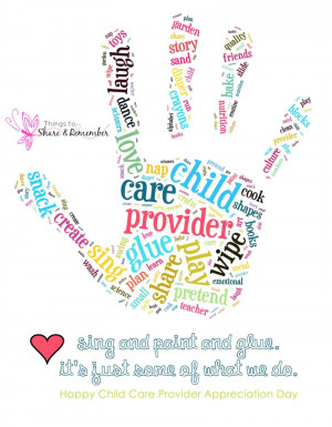 Child Care Provider Appreciation Day Printable Download Printable ...