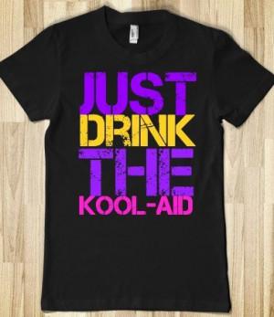 Crossfit- Just Drink the Kool-Aid