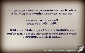Complacency Complacency Kill, Inspiration Quotes